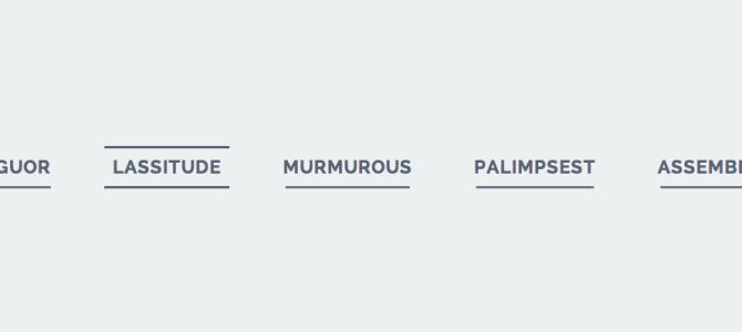 CSSだけで作るホバーエフェクトアニメーション