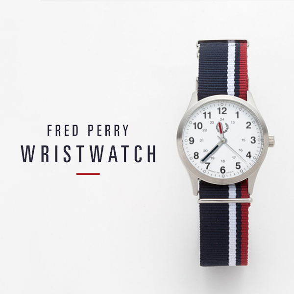 FRED PERRY WRISTWATCH