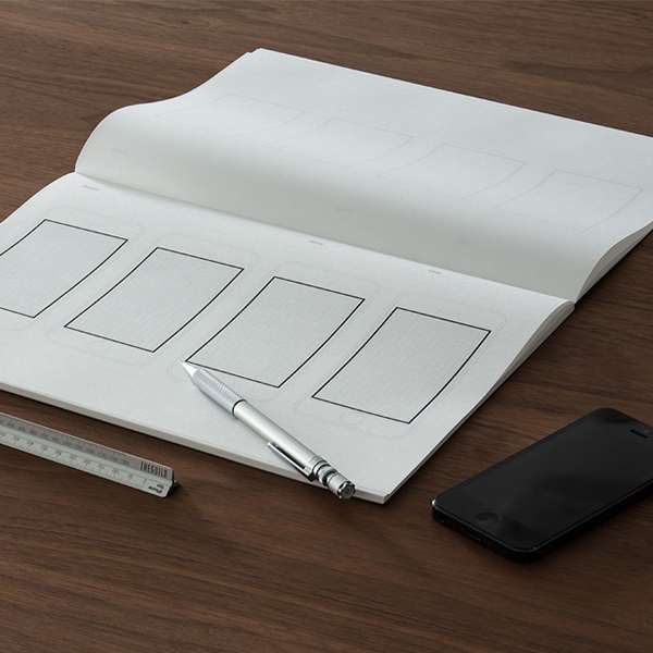 Prototyping Pad for iOS